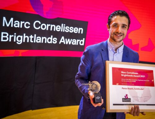 Start-up met houtafval wint Brightlands Award