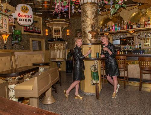 Café Wilhelmina in Oud-Geleen ademt één en al sfeer