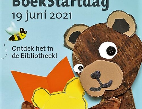 BoekStartdag bij Bibliotheek De Domijnen