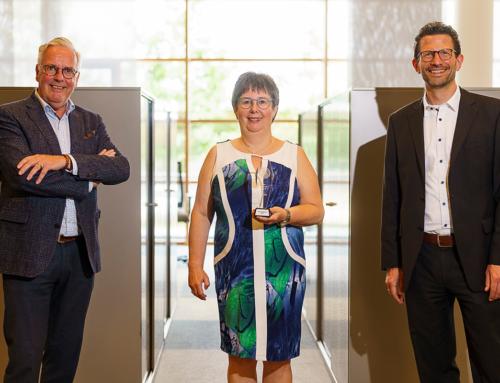 Viviane Beckers uit Geleen wint Elise Sørensen Award