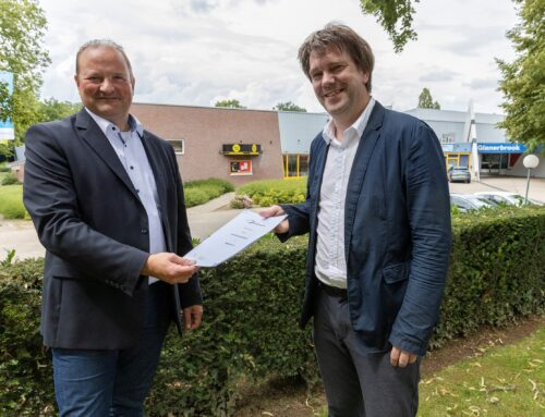 Vernieuwing Sportpark Glanerbrook krijgt nu echt vorm