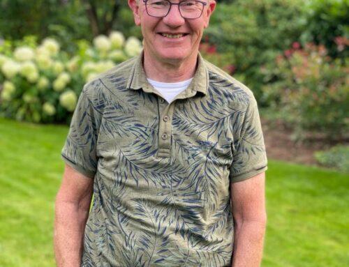 Bert Wassenberg van Gilde De Graven