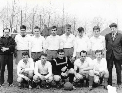 Boeiende historie van voormalige  'Beegter' voetbalclub Armada