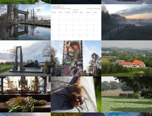 MIJNGazet jaarkalender toont onze gemeente op haar mooist